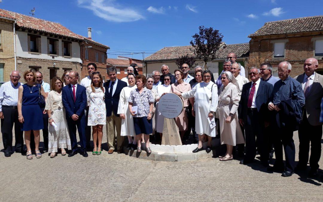 Villasarracino (Palencia) homenajea a sus religiosos
