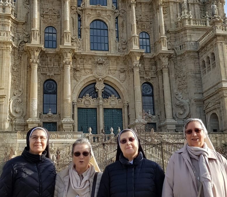 Visita Canónica a Burela y a Barcelona del 10 al 19 de diciembre de 2019
