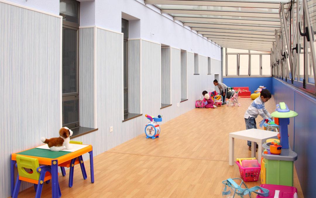 El Centro de Día de Menores San Aníbal de Burela atendió a 24 niños, niñas o adolescentes durante el año 2017