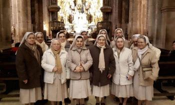 Hermanas de las Comunidades de España se reúnen en Santiago de Compostela