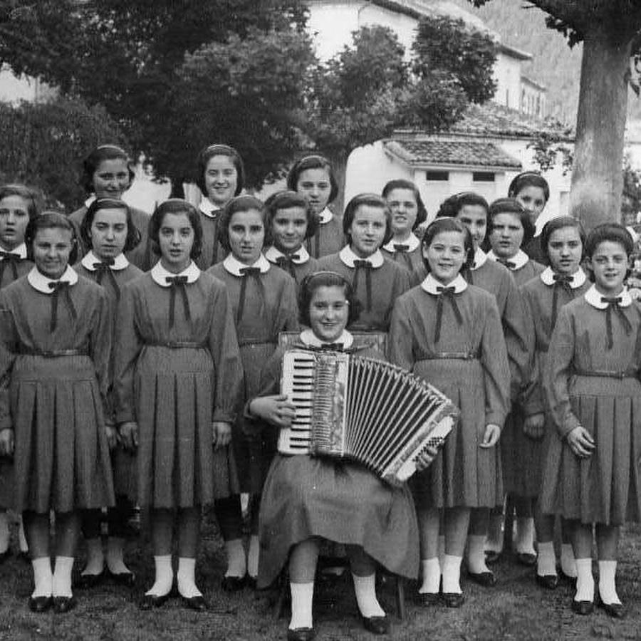 Escuela Apostólica de Alzola(Guipúzkoa, 1959)