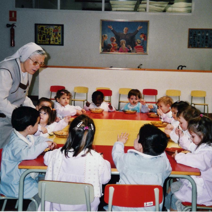 Escuela Infantil en Granollers(Barcelona, 1976)