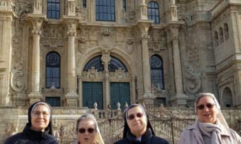 Visita Canónica a Burela y a Barcelona del 10 al 19 de diciembre de 2018
